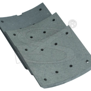 Brake Lining None Asbestos Heavy Duty