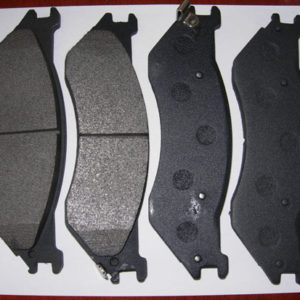 Brake Pad Semi Metallic