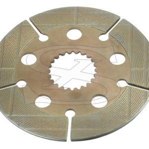 Friction Disc Copper Material