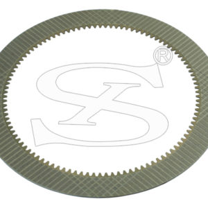 Friction Plate Paper Material Caterpillar JCB