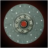 Tractor Clutch Disc
